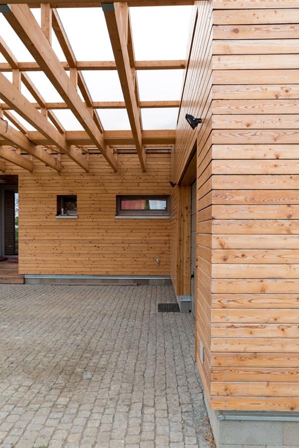 prodesi / domesi drevená konštrukcia