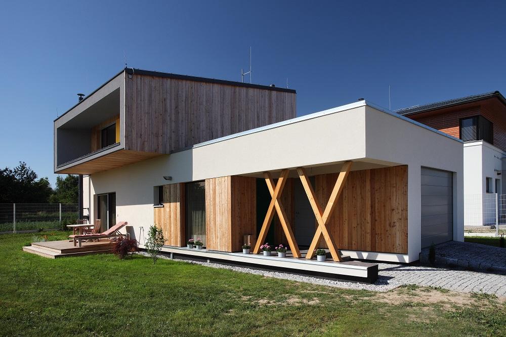rodinný dom Cholupice