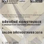 Salón dřevostaveb 2018