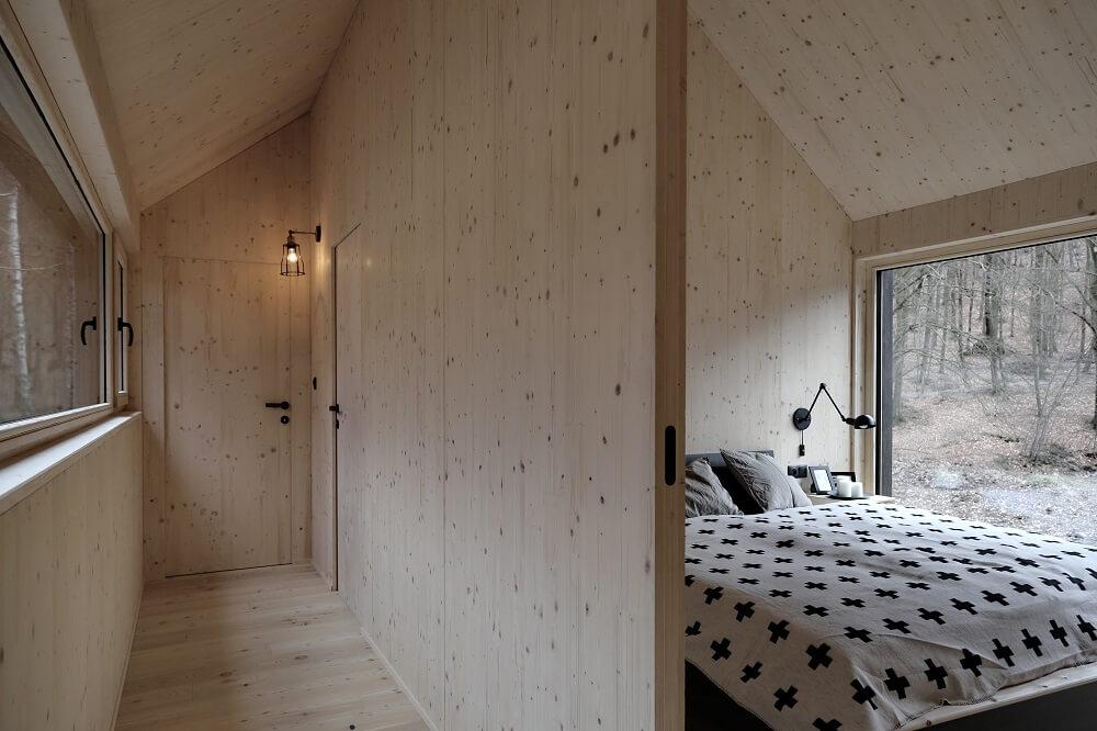poľovnícky dom izba