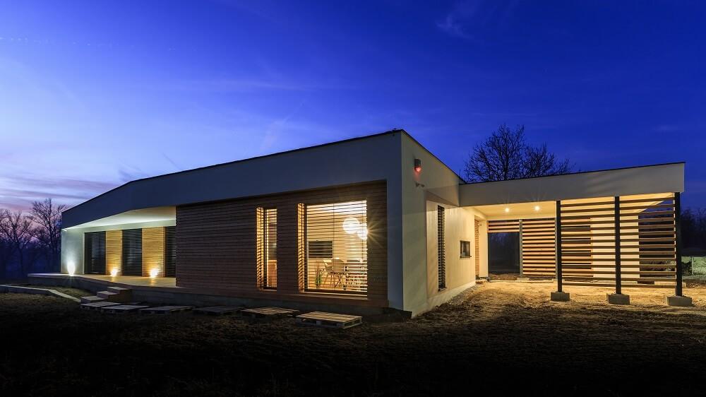 Holz Haus