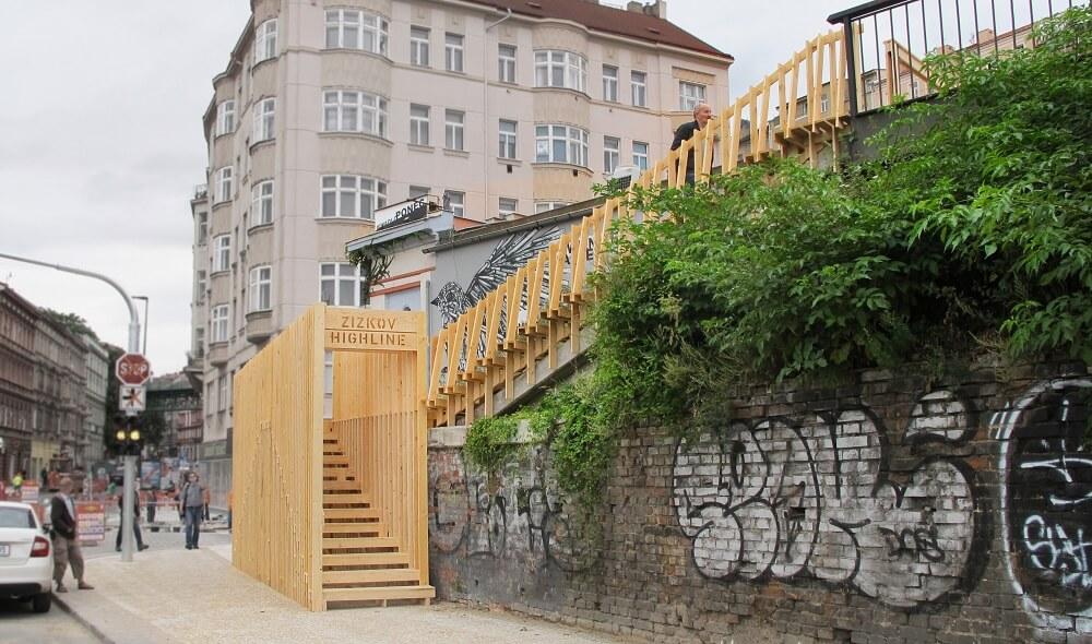 zizkovska highline