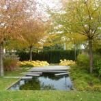Trnkova zahrada - Zahrada ticha a čekání, Brno / CZ