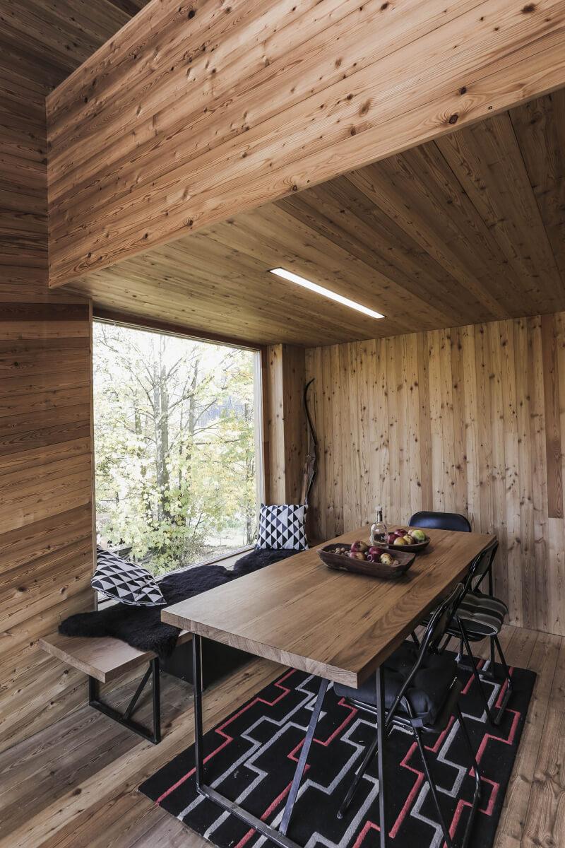 chata v liptalu kuchyna