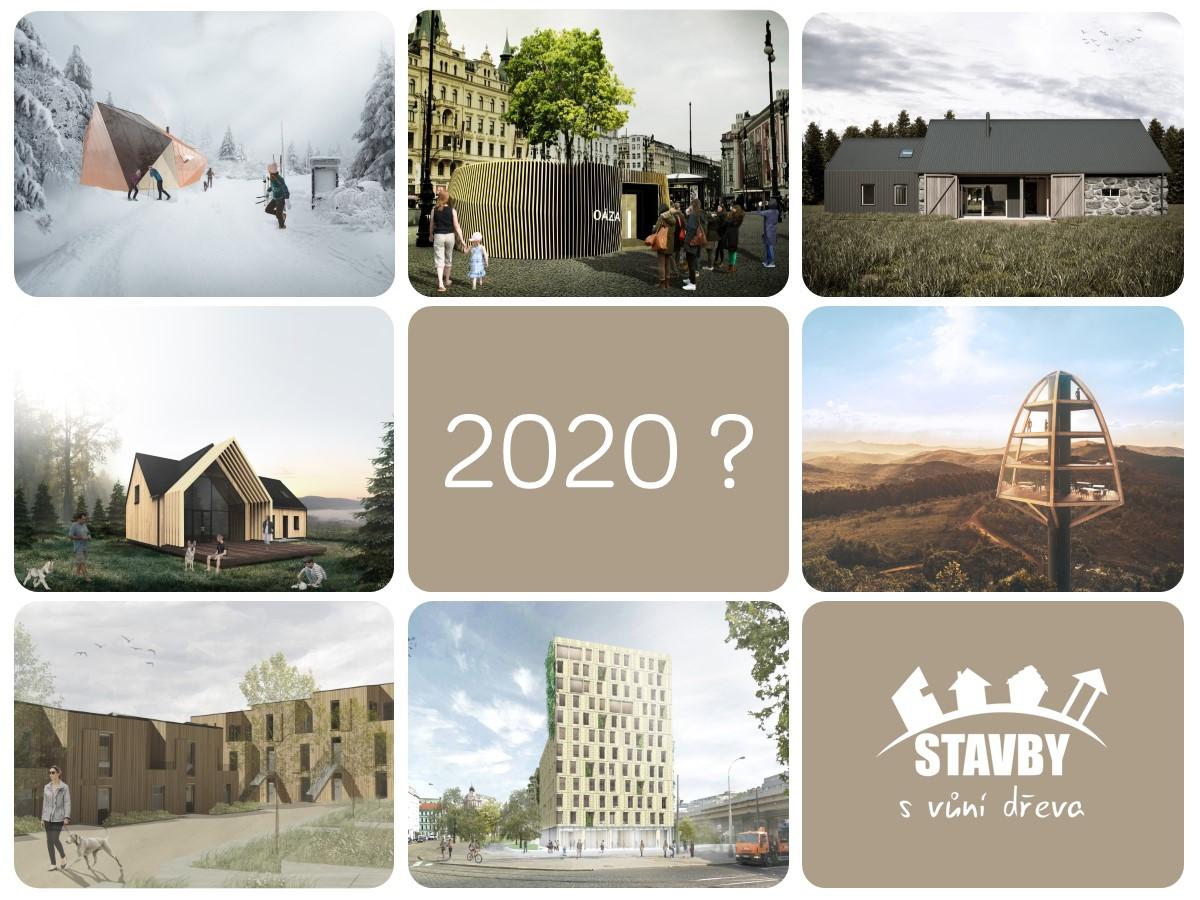 Stavby s vůní dřeva 2020