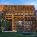 Huť architektury Martin Rajniš (CZ): Prístavba Južné Čechy